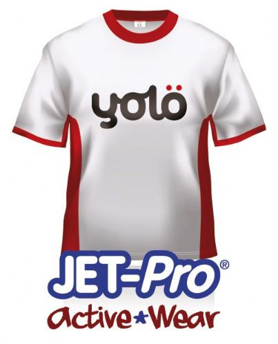 Jet-Pro® Active Wear Inkjet Heat Transfer Paper